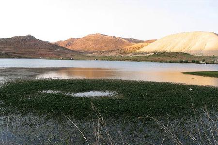 shishpir lake         درياچه شش پير